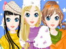 Claudia Dress-up jocuri pentru fete dress up