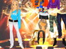 Dana Dress-up jocuri pentru fete dress up