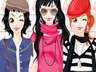 Daniela Dress-up jocuri pentru fete dress up