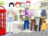 Hera Dress-up jocuri pentru fete dress up