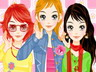 Ina Dress-up jocuri pentru fete dress up