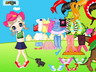Ortansa Dress-up jocuri pentru fete dress up